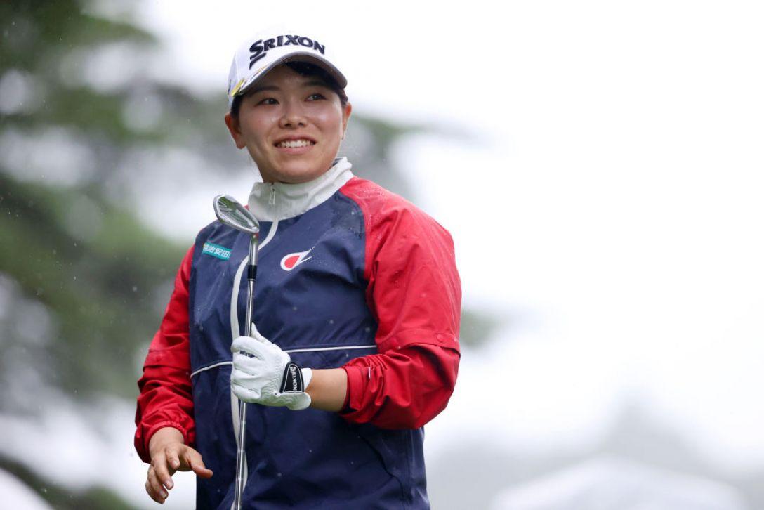 NEC軽井沢72ゴルフトーナメント 第1日 勝みなみ <Photo:Atsushi Tomura/Getty Images>
