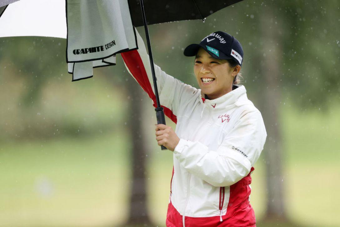 NEC軽井沢72ゴルフトーナメント 第1日 田中瑞希 <Photo:Atsushi Tomura/Getty Images>
