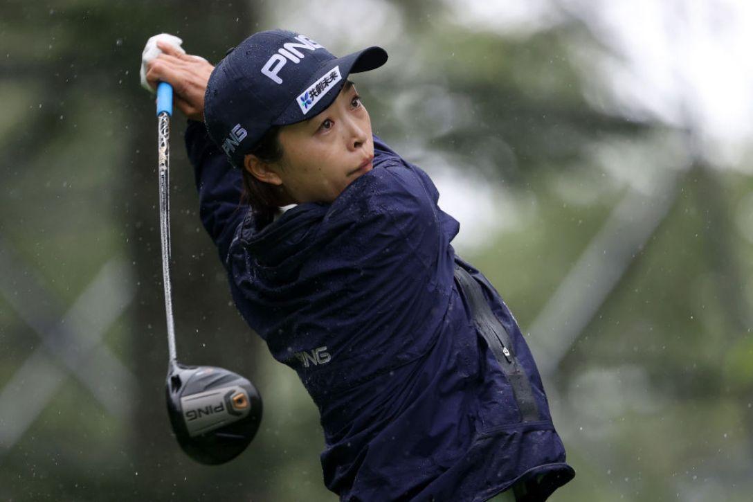 NEC軽井沢72ゴルフトーナメント 第1日 一ノ瀬優希 <Photo:Atsushi Tomura/Getty Images>