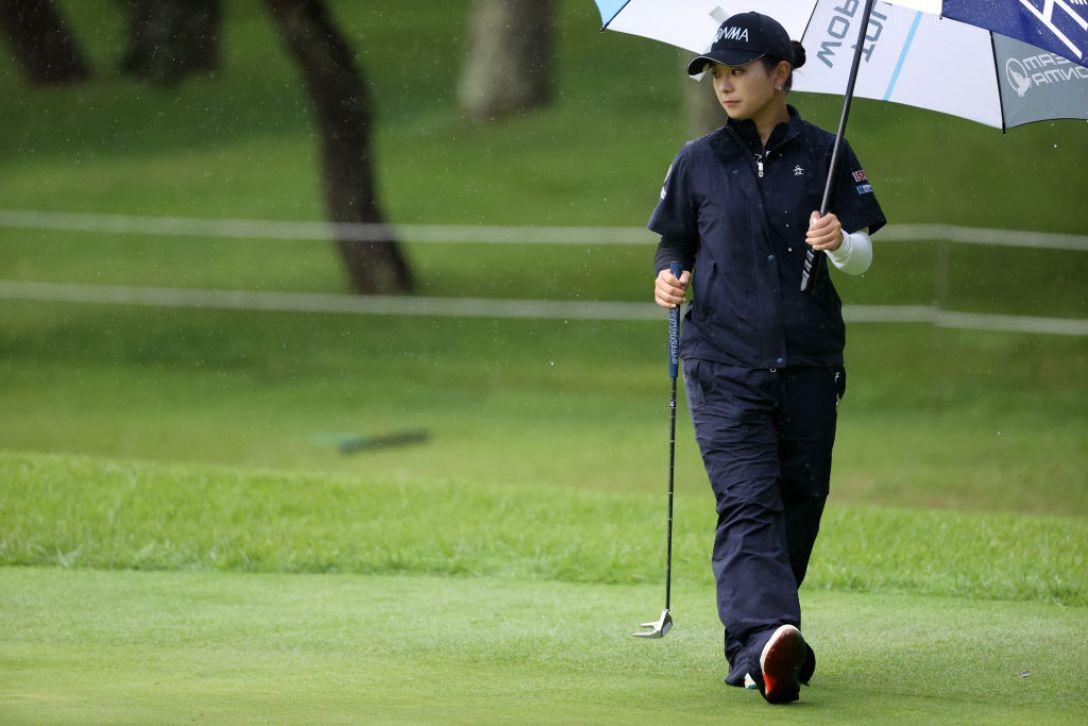 NEC軽井沢72ゴルフトーナメント 第1日 吉川桃 <Photo:Atsushi Tomura/Getty Images>