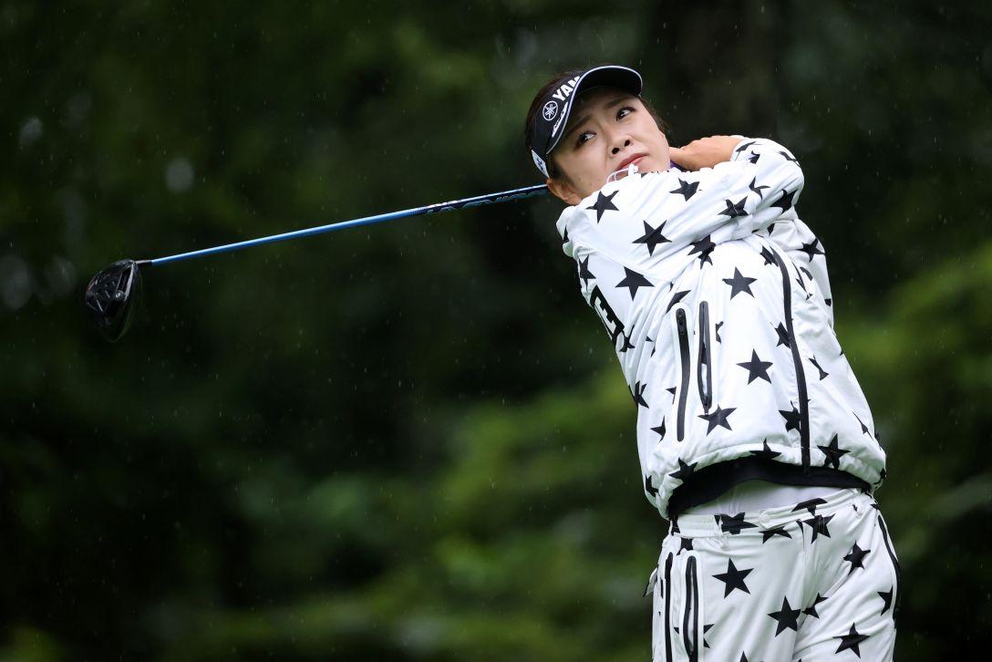篠原 まりあ 2021年度 NEC軽井沢72ゴルフトーナメント 103