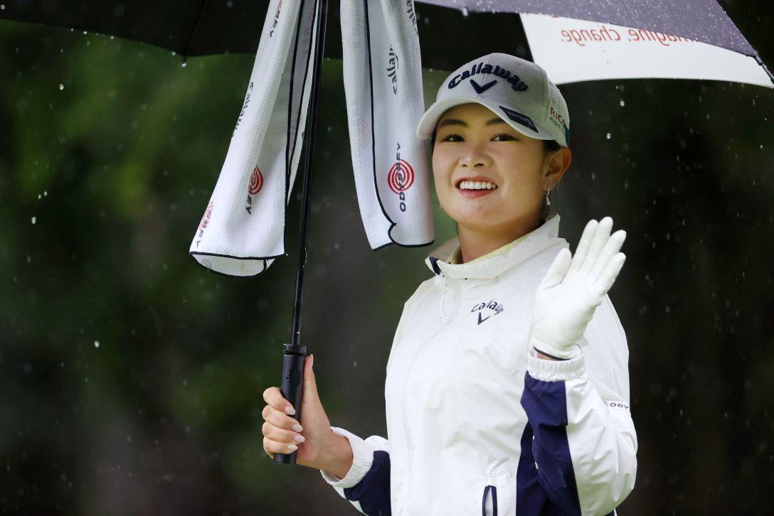 河本 結 2021年度 NEC軽井沢72ゴルフトーナメント 103