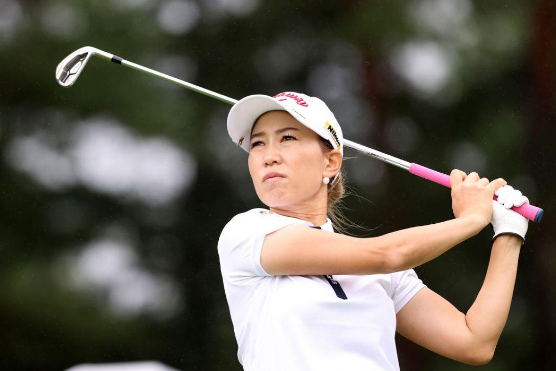 NEC軽井沢72ゴルフトーナメント 最終日 上田桃子 <Photo:Atsushi Tomura/Getty Images>