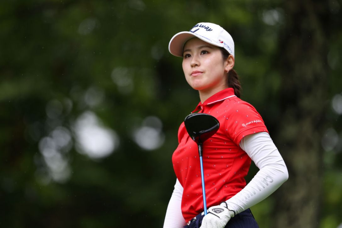NEC軽井沢72ゴルフトーナメント 最終日 西村優菜 <Photo:Atsushi Tomura/Getty Images>