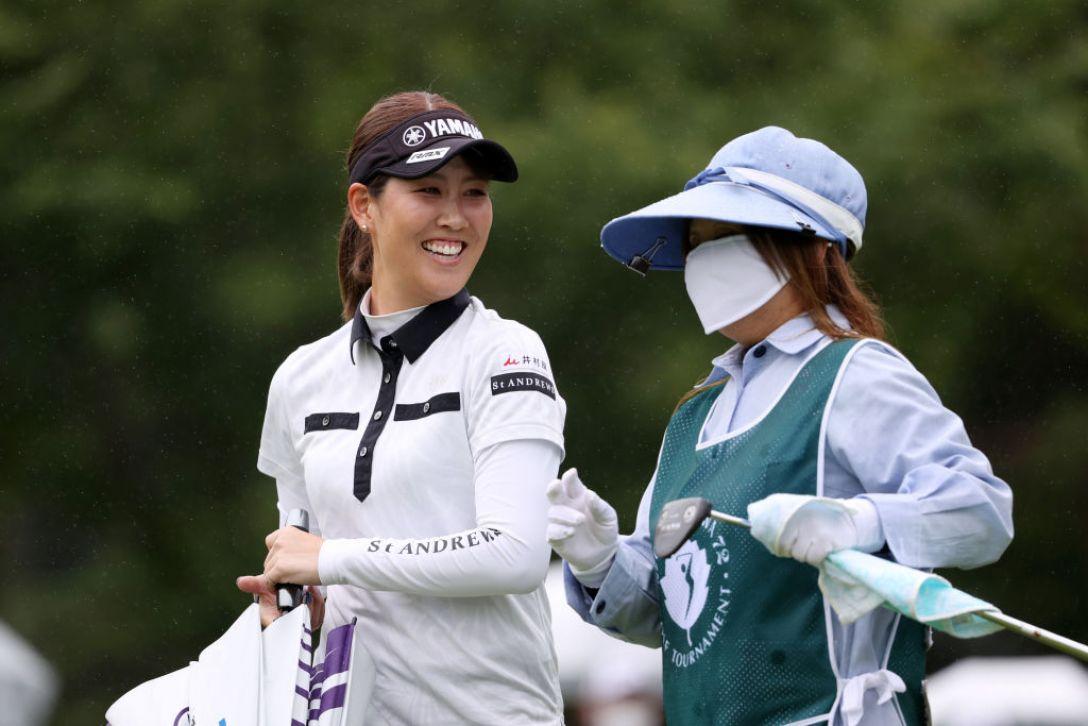 NEC軽井沢72ゴルフトーナメント 最終日 福田真未 <Photo:Atsushi Tomura/Getty Images>