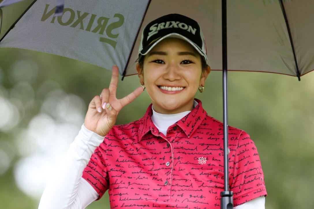 ニトリレディスゴルフトーナメント 第1日 安田彩乃 <Photo:Atsushi Tomura/Getty Images>
