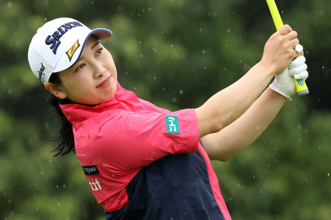 ゴルフ5レディス プロゴルフトーナメント 第1日 小祝さくら <Photo:Atsushi Tomura/Getty Images>
