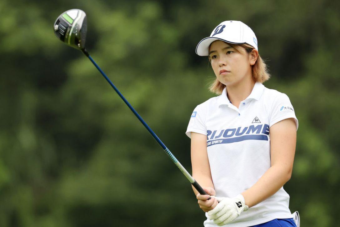 ゴルフ5レディス プロゴルフトーナメント 第2日 木下彩 <Photo:Atsushi Tomura/Getty Images>