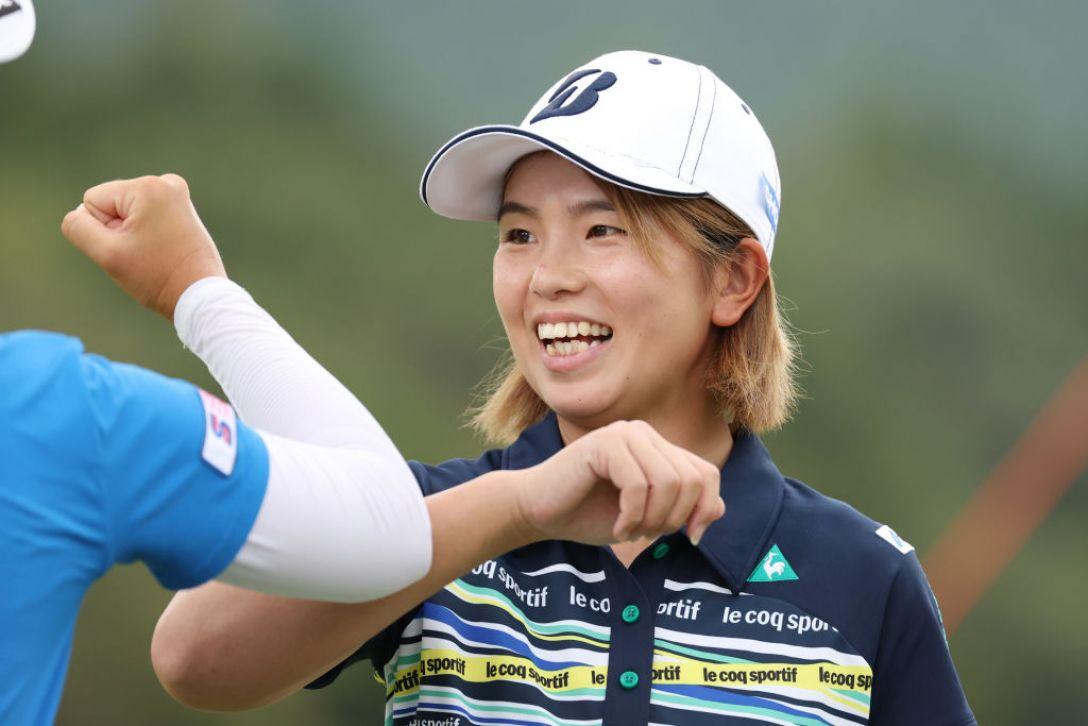 ゴルフ5レディス プロゴルフトーナメント 最終日 木下彩 <Photo:Atsushi Tomura/Getty Images>