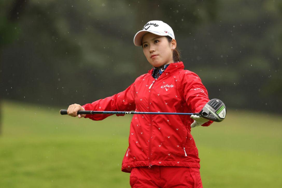 日本女子プロゴルフ選手権大会コニカミノルタ杯 第1日 西村優菜 <Photo:Atsushi Tomura/Getty Images>