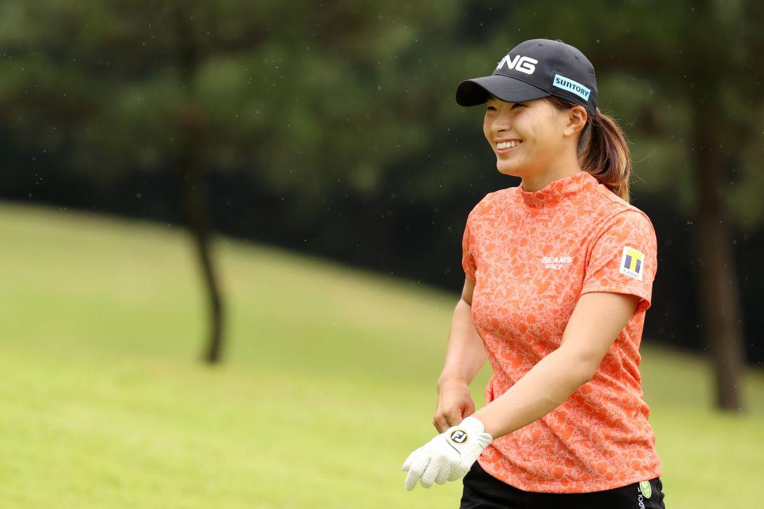 日本女子プロゴルフ選手権大会コニカミノルタ杯 第3日 渋野日向子 <Photo:Atsushi Tomura/Getty Images>