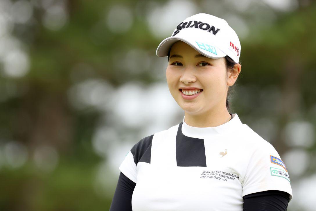 日本女子プロゴルフ選手権大会コニカミノルタ杯 第3日 小祝さくら <Photo:Atsushi Tomura/Getty Images>