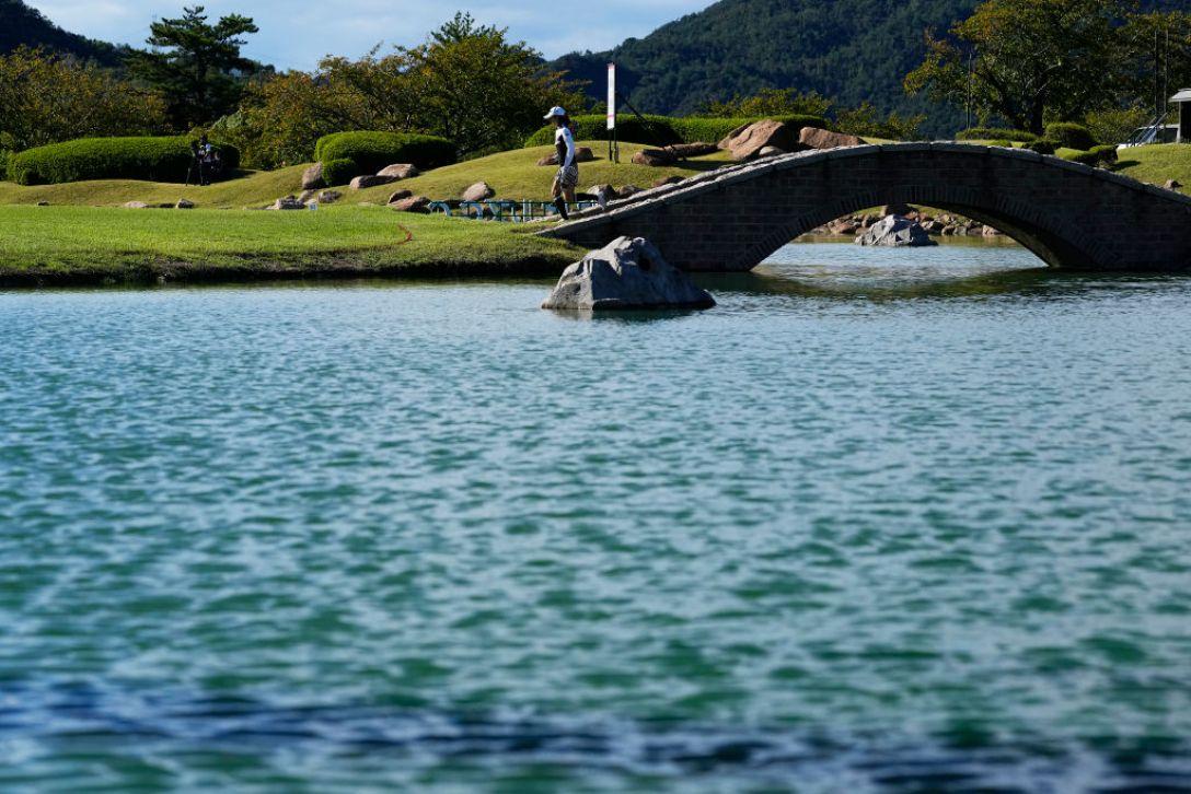 山陽新聞レディースカップ 第1日 小野祐夢 <Photo:Ken Ishii/Getty Images>