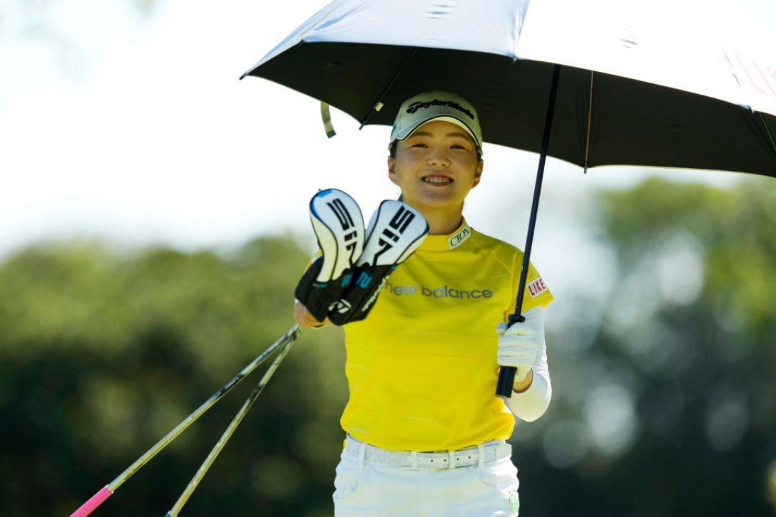 山陽新聞レディースカップ 最終日 山内日菜子 <Photo:Ken Ishii/Getty Images>