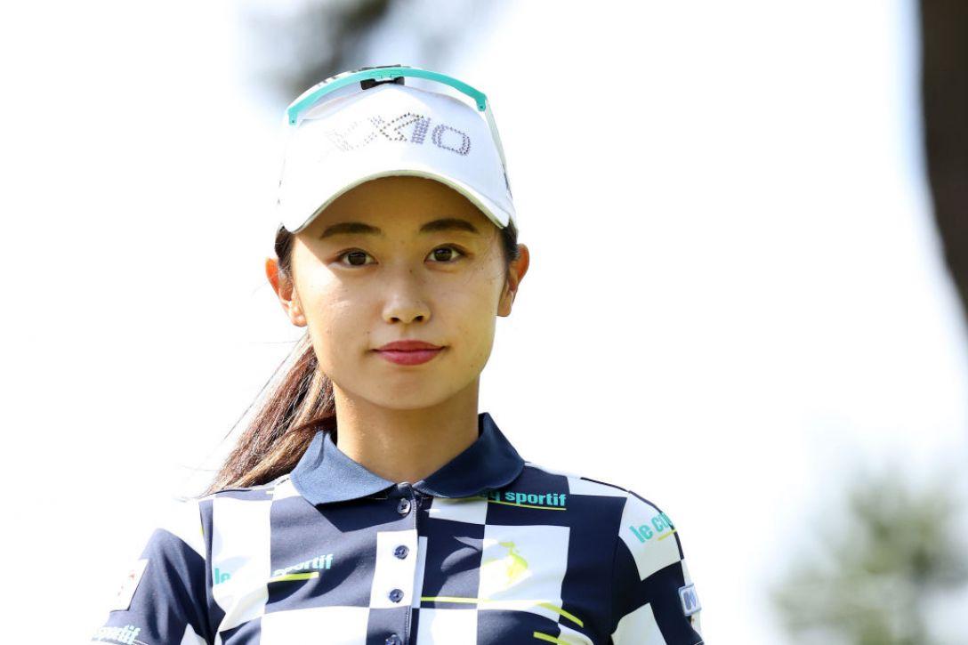 第48回ミヤギテレビ杯ダンロップ女子オープンゴルフトーナメント 第1日 安田祐香 <Photo:Atsushi Tomura/Getty Images>