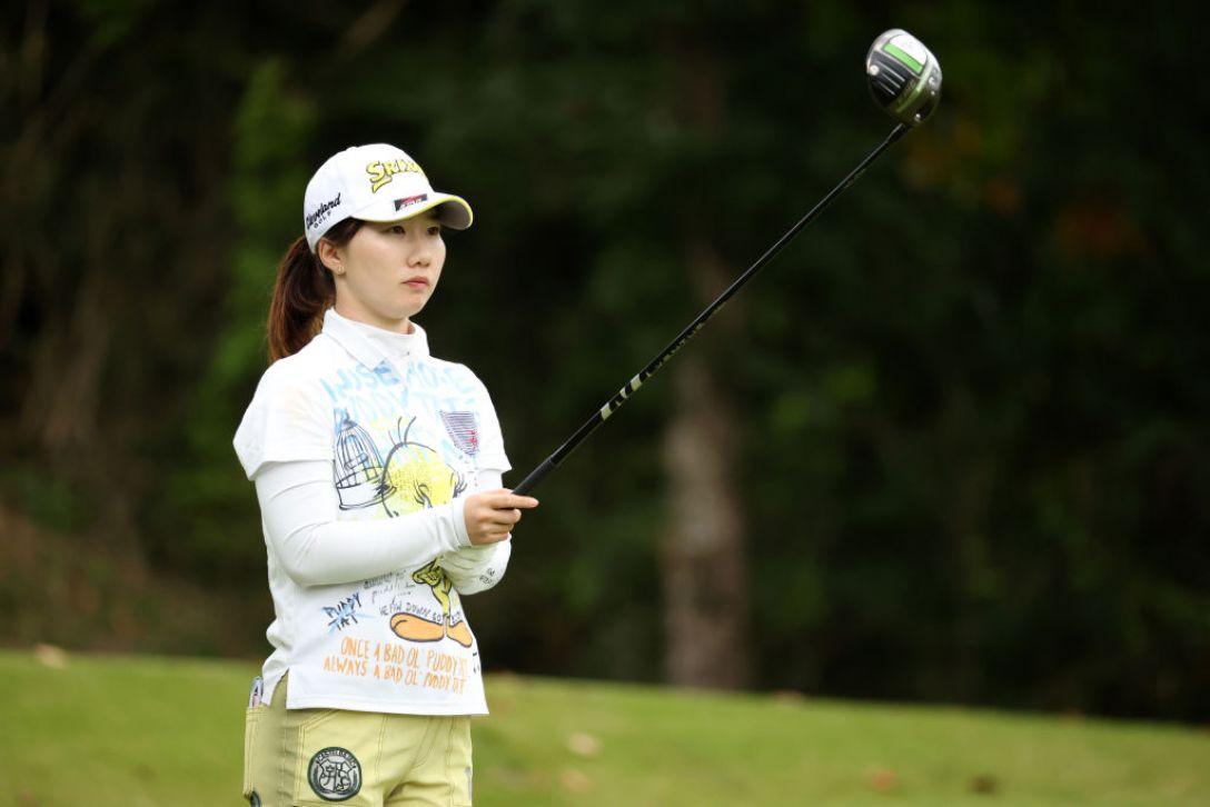 第48回ミヤギテレビ杯ダンロップ女子オープンゴルフトーナメント 最終日 石川明日香 <Photo:Atsushi Tomura/Getty Images>