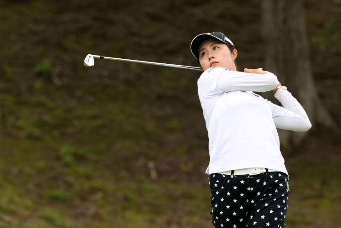 第48回ミヤギテレビ杯ダンロップ女子オープンゴルフトーナメント 最終日 大里桃子 <Photo:Atsushi Tomura/Getty Images>