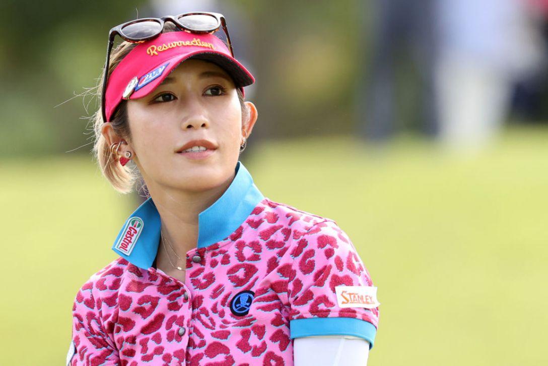 日本女子オープンゴルフ選手権 第1日 金田久美子 <Photo:Atsushi Tomura/Getty Images>