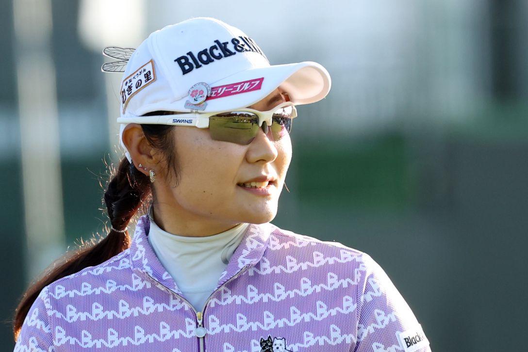 日本女子オープンゴルフ選手権 第1日 藤田さいき <Photo:Atsushi Tomura/Getty Images>