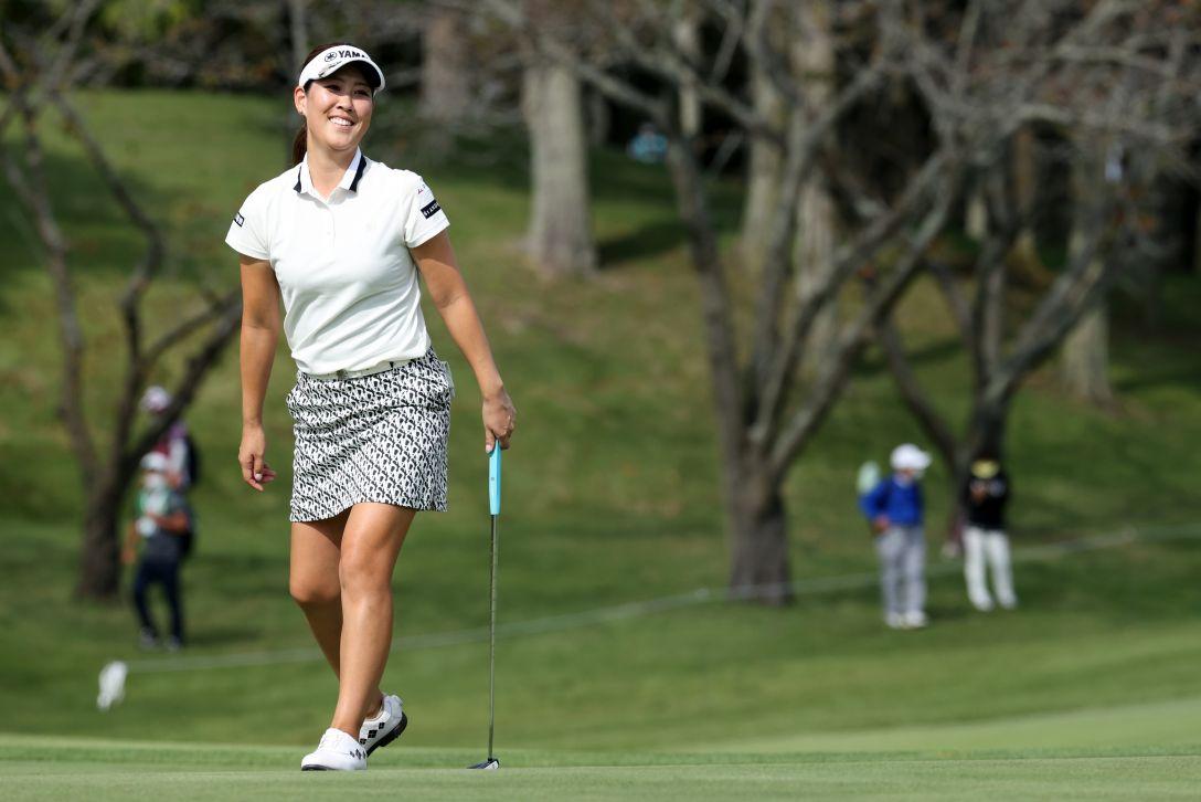 日本女子オープンゴルフ選手権 第1日 福田真未 <Photo:Atsushi Tomura/Getty Images>
