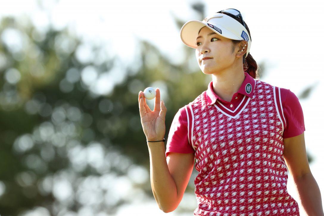 日本女子オープンゴルフ選手権 第2日 原英莉花 <Photo:Atsushi Tomura/Getty Images>
