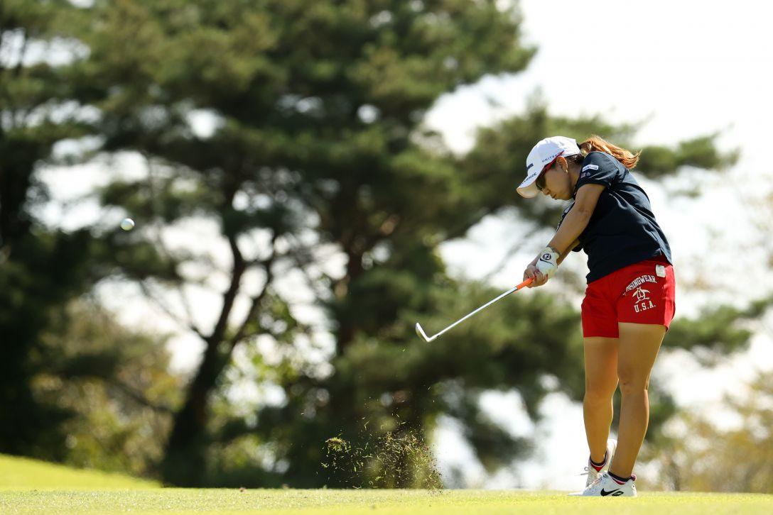 日本女子オープンゴルフ選手権 第3日 宮里美香 <Photo:Atsushi Tomura/Getty Images>