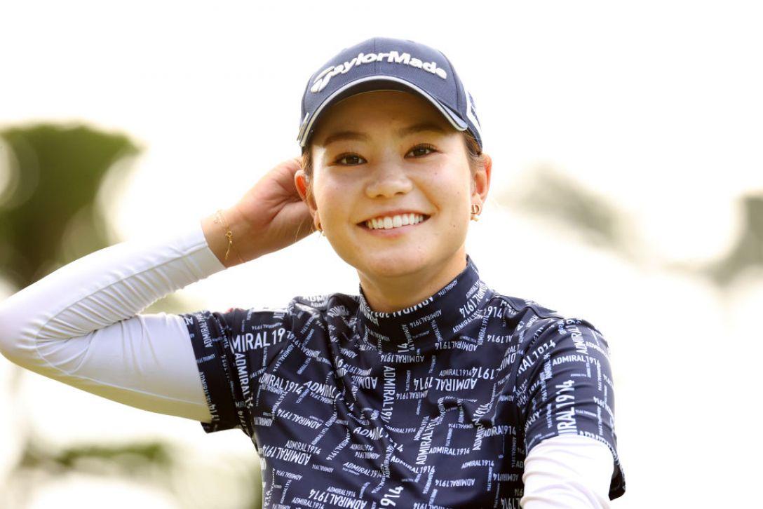 スタンレーレディスゴルフトーナメント 第1日 山路晶 <Photo:Atsushi Tomura/Getty Images>