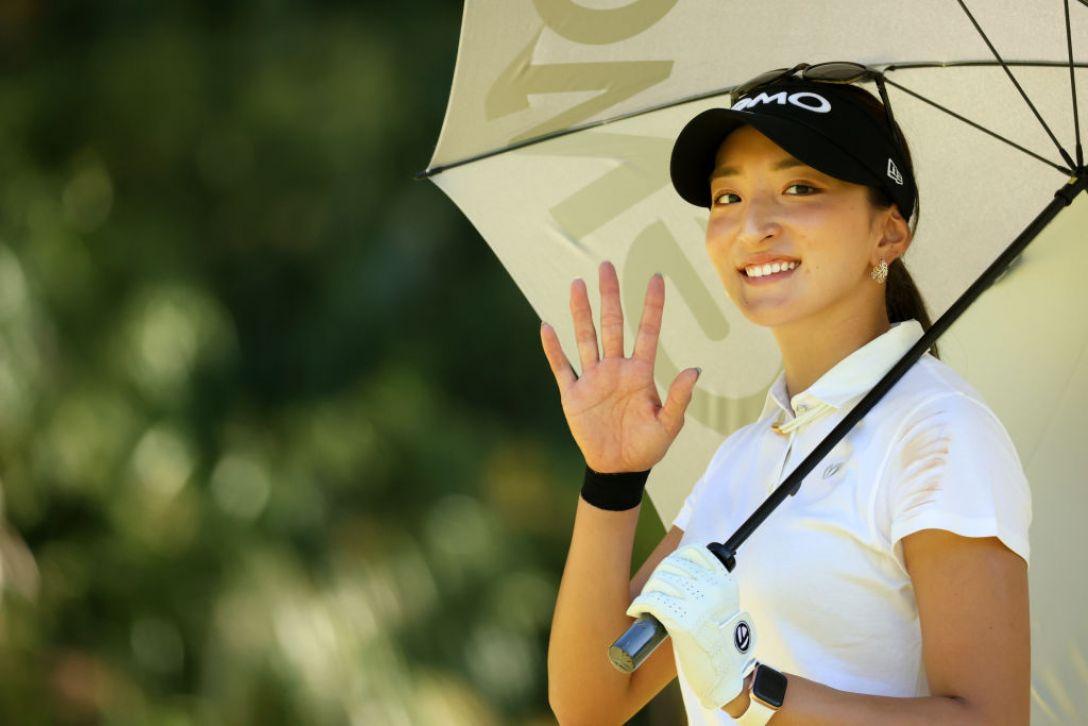 スタンレーレディスゴルフトーナメント 第2日 脇元華 <Photo:Atsushi Tomura/Getty Images>