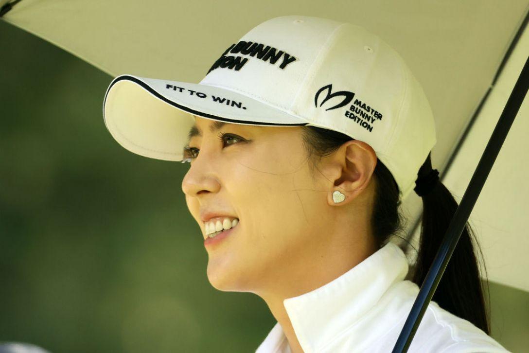 スタンレーレディスゴルフトーナメント 第2日 ユンチェヨン <Photo:Atsushi Tomura/Getty Images>