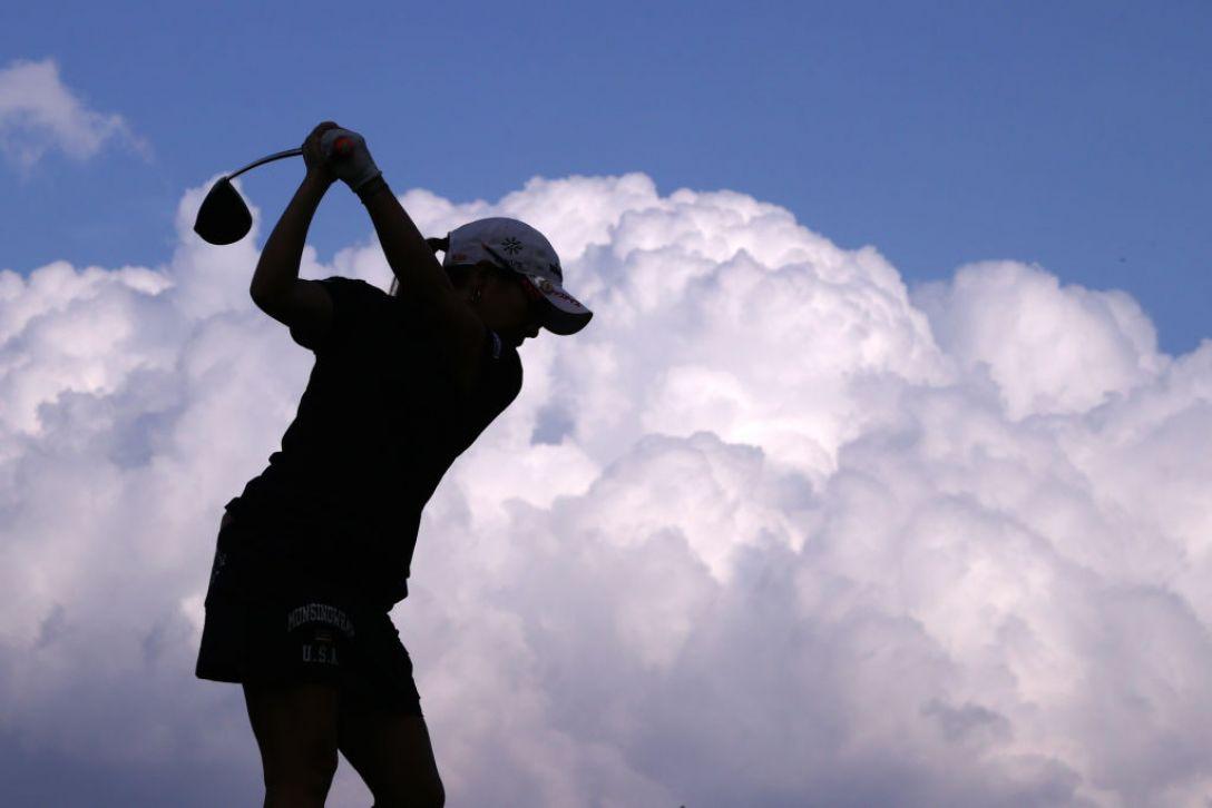 スタンレーレディスゴルフトーナメント 第2日 宮里美香 <Photo:Atsushi Tomura/Getty Images>