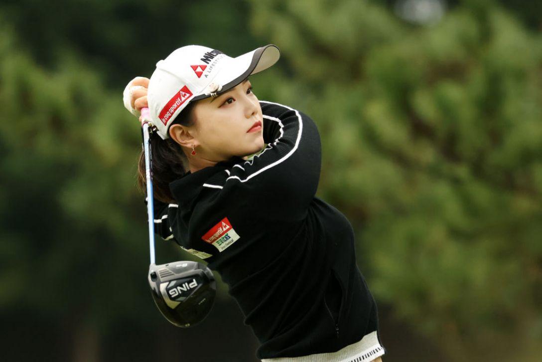 スタンレーレディスゴルフトーナメント 最終日 セキユウティン <Photo:Atsushi Tomura/Getty Images>