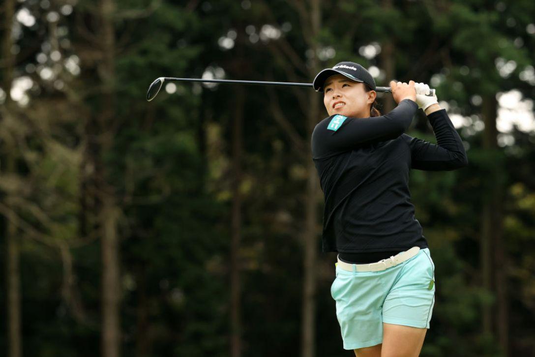 スタンレーレディスゴルフトーナメント 最終日 永峰咲希 <Photo:Atsushi Tomura/Getty Images>