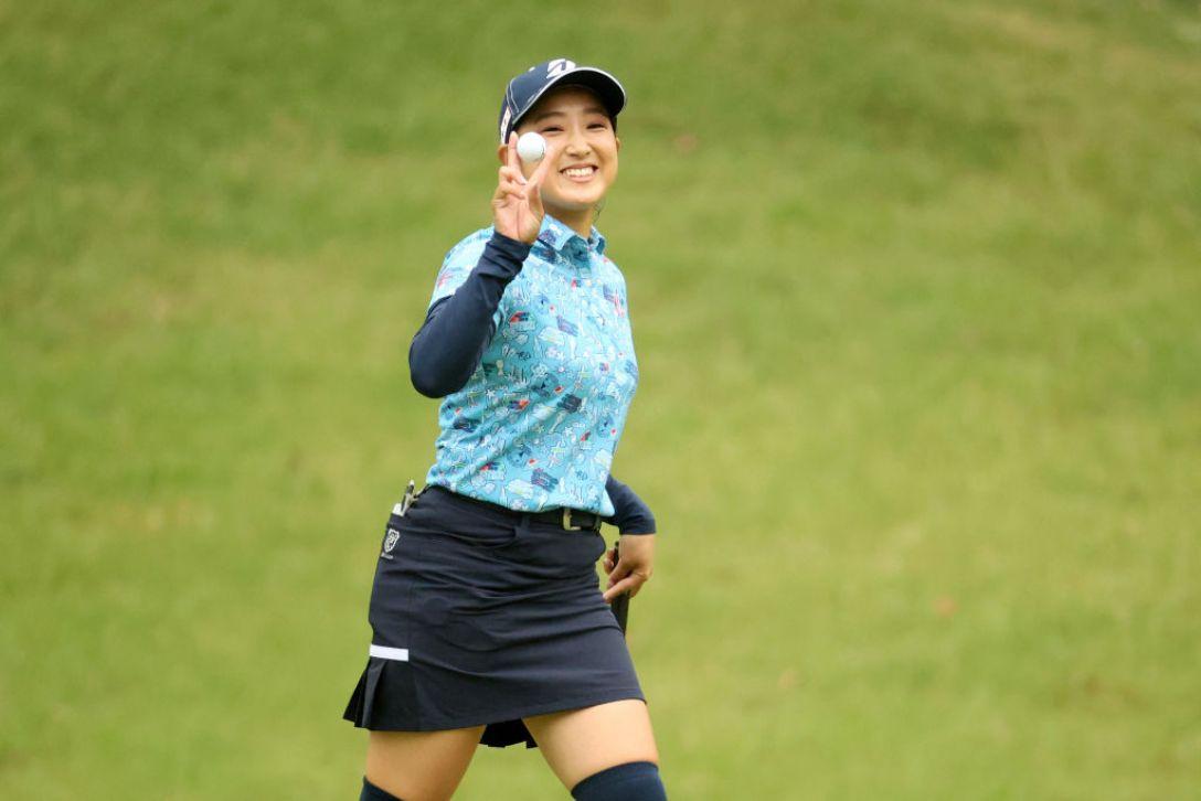 スタンレーレディスゴルフトーナメント 最終日 高木優奈 <Photo:Atsushi Tomura/Getty Images>