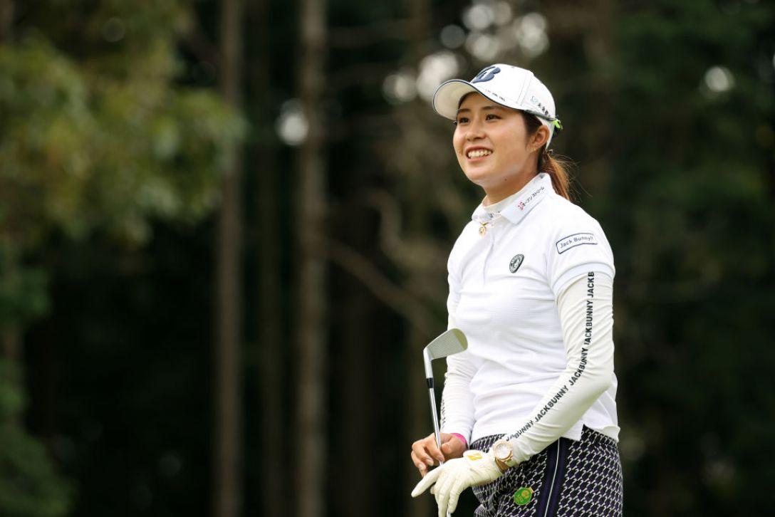 スタンレーレディスゴルフトーナメント 最終日 大里桃子 <Photo:Atsushi Tomura/Getty Images>